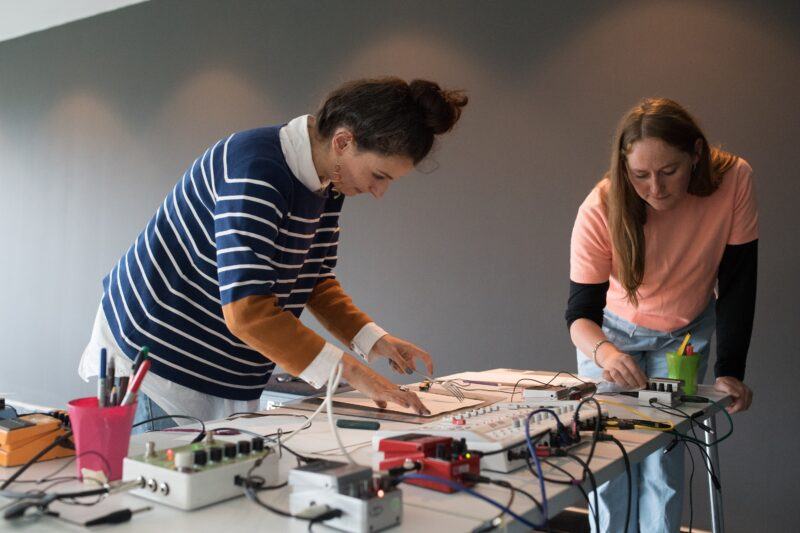 Open Call for Sonic Acts Academy 2020 Workshops